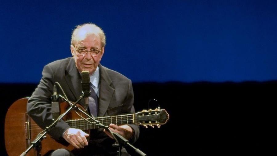 Pai da Bossa Nova, João Gilberto morreu aos 88 anos, em 2019 - AFP