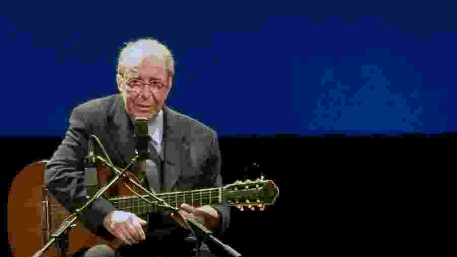 Pai da Bossa Nova, João Gilberto morreu aos 88 anos - AFP