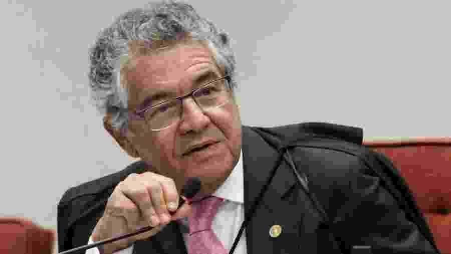 Marco Aurélio Mello é o relator dos casos sob prisão em segunda instância, e gostaria que os fossem pautados logo - SCO-STF