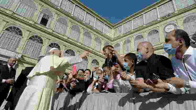 papa 2 - Vatican Media/Handout via REUTERS - Vatican Media/Handout via REUTERS