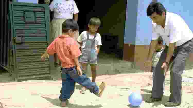 Quando Zapata confirmou o diagnóstico de Tenorio Cortez, o menino tinha pouco mais de 2 anos - Armando Waak/OPS - Armando Waak/OPS