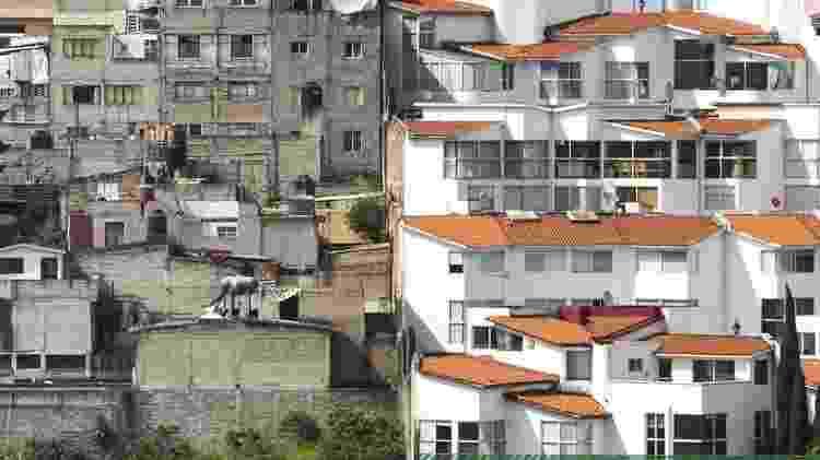 Cidade do México - Johnny Miller/Unequal Scenes - Johnny Miller/Unequal Scenes