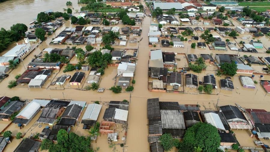MP que destina verba para vítimas de chuvas será enviada ao Senado - Pedro Devani/Secom