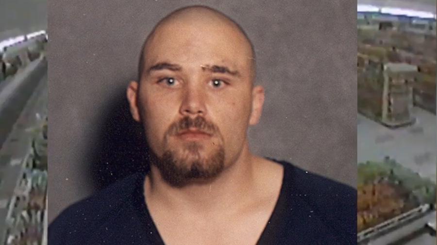 Zane Michael Floyd foi condenado a morte nos EUA por matar quatro pessoas em 1999 - Reprodução/Las Vegas Review-Journal