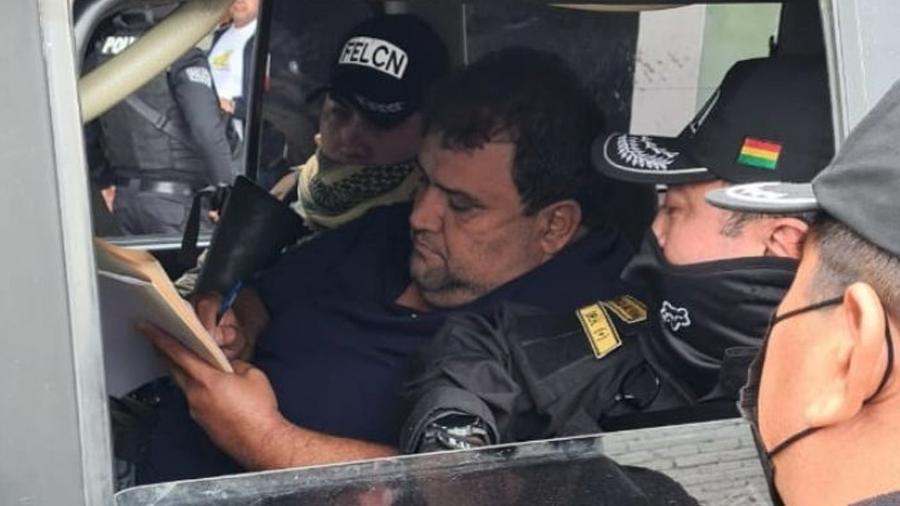 Jesus Einar Lima Lobo - Divulgação/Ministério do Governo da Bolívia
