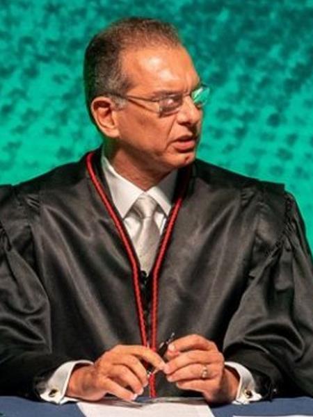 Presidente do TJMS, Carlos Eduardo Contar - Wagner Guimarães/ALEMS