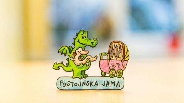 29.fev.2016 - O proteus é uma espécie de ícone na Eslovênia, onde aparecia em moedas antes da chegada do euro; há centenas de anos, quando enchentes expulsavam as criaturas para fora das cavernas, eram tidas como bebês de dragões