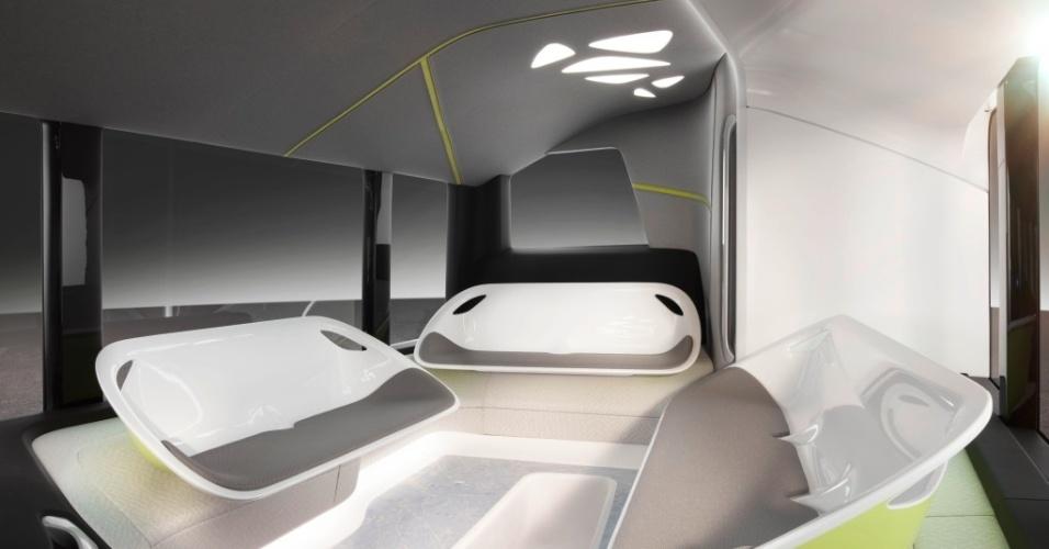 ônibus do futuro