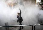 Onda de protestos no Irã - AFP