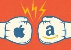 Apple x Amazon: a batalha das titãs que valem trilhões de dólares (Foto: Getty Images)