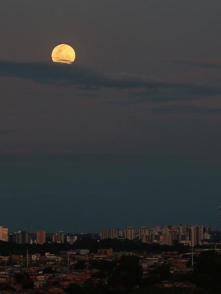 Segunda (17) tem máximas de 31ºC em Manaus - Edmar Barros/Futura Press/Folhapress