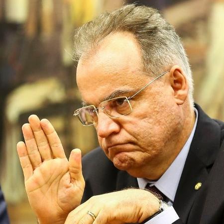 Deputado Samuel Moreira (PSDB-SP), relator da reforma da Previdência - Marcelo Camargo/Agência Brasil