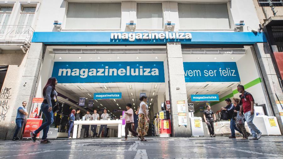 Para centros de distribuição, o Magalu prevê a abertura de 26 neste ano - Divulgação