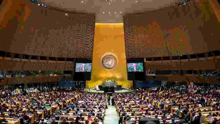 Assunto voltou a ser debatido entre países na ONU no segundo semestre de 2019 - Johannes Eisele/AFP