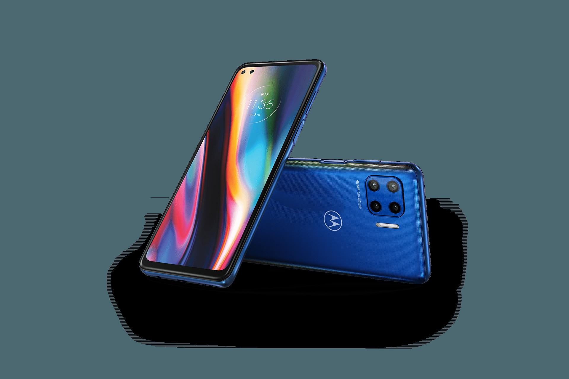 Com duas câmeras de selfie, Moto G 5G Plus é lançado por R$ 2.999