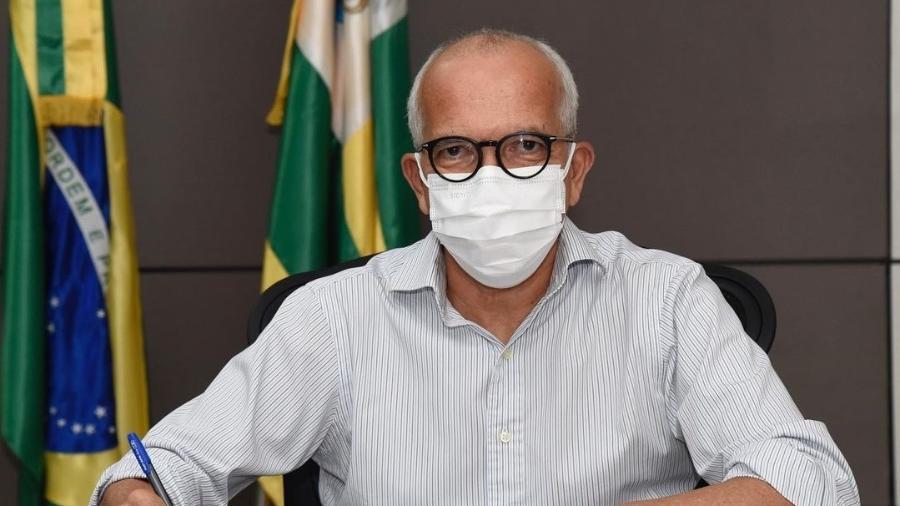 Edvaldo Nogueira (PDT), prefeito de Aracaju (SE), foi empossado como presidente da FNP - Reprodução / Instagram / Imagem de arquivo