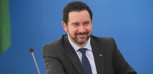 O ministro interino do Planejamento Dyogo Oliveira