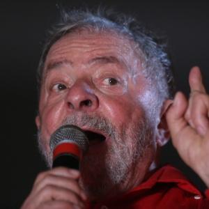 O ex-presidente Lula é um dos investigados pela Operação Lava Jato