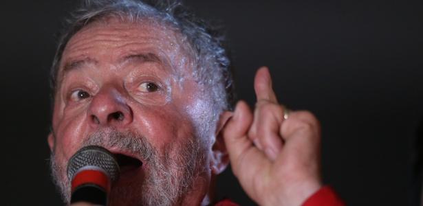 O ex-presidente Lula, que terá grupo para defendê-lo de processos