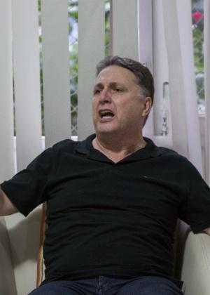 Entrevista com o ex-governador do Rio, Anthony Garotinho, em seu apartamento no Flamengo, após sua prisão