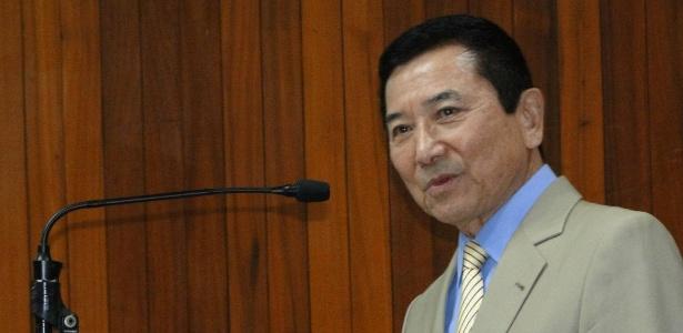 O ex-deputado federal e ex-prefeito de Mogi das Cruzes (SP) Junji Abe (PSD-SP) - Reprodução/Facebook