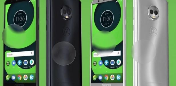 Moto G6 teve supostas fotos vazadas