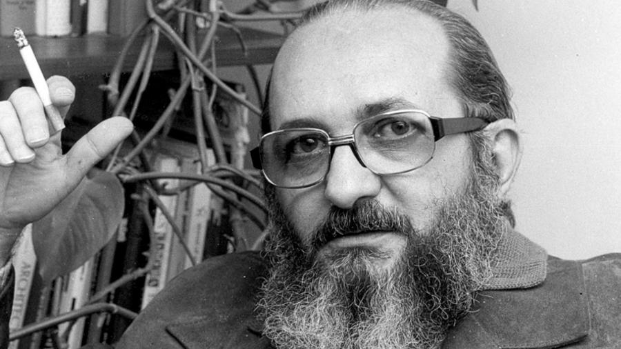 O educador e filósofo Paulo Freire - Reprodução