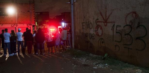 """Aquele que é excluído entra para o """"livro negro"""" da facção criminosa paulista - Apu Gomes/Folhapress"""