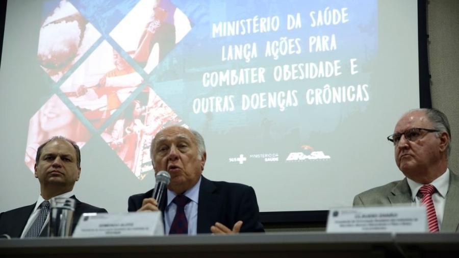 Sobrepeso e obesidade se transformaram em problema de saúde pública, mobilizando instituições - José Cruz/Agência Brasil