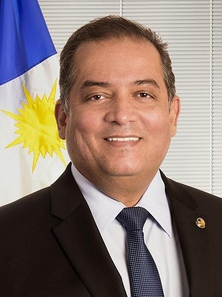 Senador Eduardo Gomes (MDB-TO), anunciado como novo líder do governo no Congresso - Senado