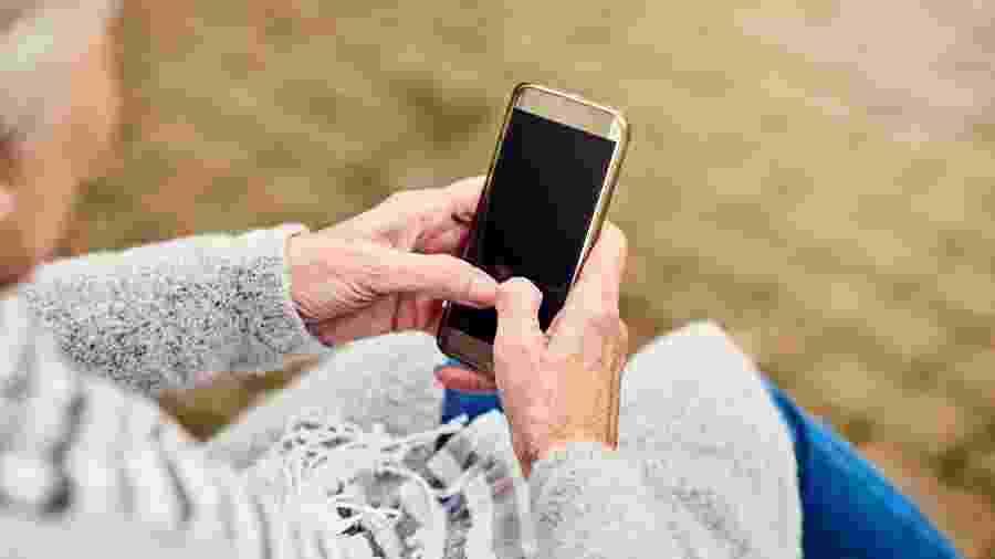 Aplicativos deixam o uso do celular mais fácil e ajudam até na qualidade de vida - Getty Images/iStockphoto