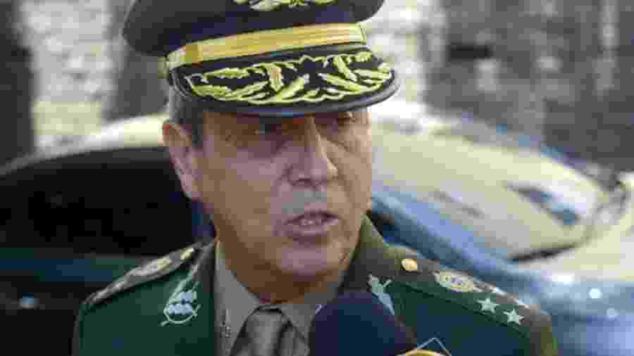 General Braga Netto: ele deve assumir a Casa Civil. Melhor do que um idiota extremista na pasta, claro! Mas estamos diante de um erro brutal  - Tomáz Silva/Agência Brasil