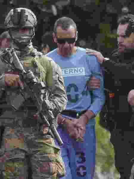 Marco Willian Herbas Camacho, o Marcola, está preso em Brasília - 21.jan.2020 - André Coelho/Folhapress - 21.jan.2020 - André Coelho/Folhapress
