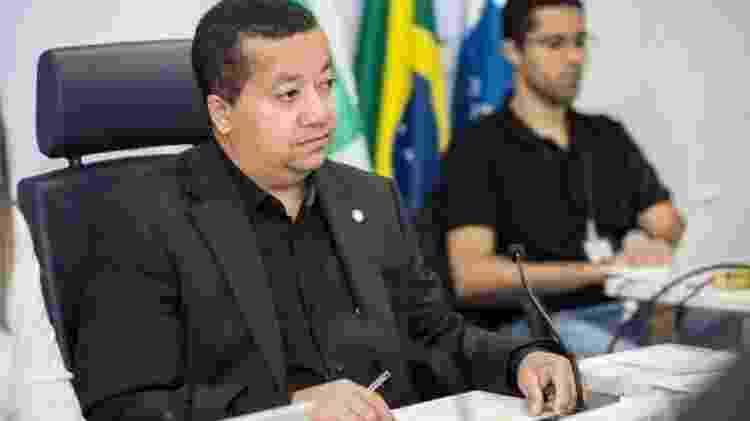 Presidente do Cofen, Manoel Carlos Neri  - ASCON/COFEN - ASCON/COFEN