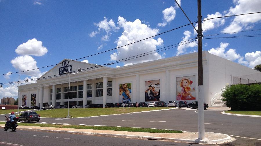 Loja da Havan em Ribeirão Preto (SP) - Divulgação