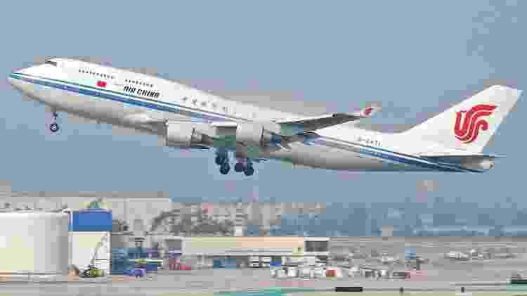 Air China - Divulgação - Divulgação