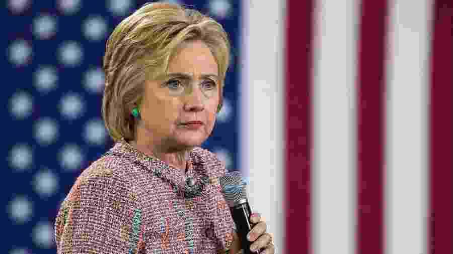 Hillary Clinton será grande eleitora em Nova York - Getty Images