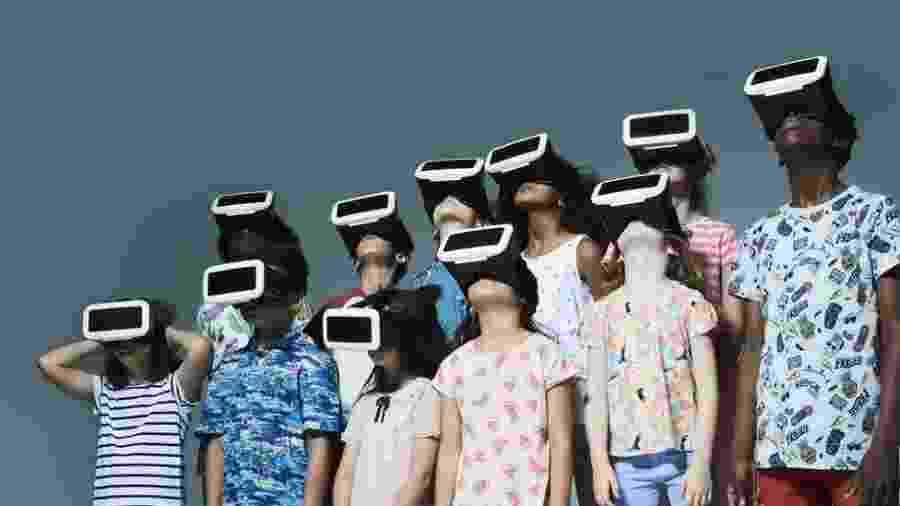 Vários estudos têm mostrado que, quando o uso de televisão ou videogame aumenta, o QI diminui, afirma o neurocientista Michel Desmurget - Getty Images