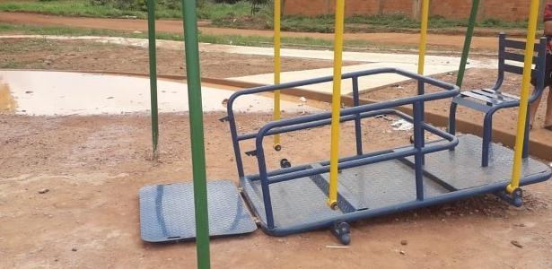 Acidente em Palmas | Menino morre após cair e ser atingido por balança de parquinho em Tocantins