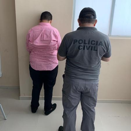 Homem é preso suspeito de aplicar golpes em mulheres no PA - Divulgação