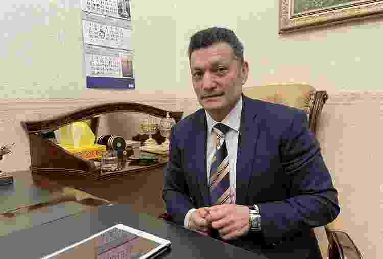 Mr Papinyan - BBC - BBC