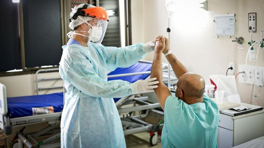 Pacientes da Prevent Senior podem ter recebido o kit-covid sem sabe - Breno Esaki/Agência Saúde DF