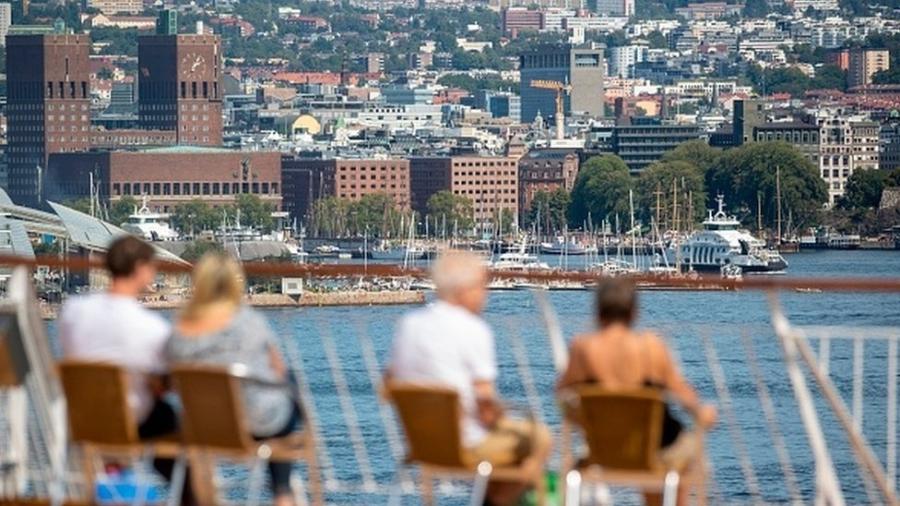 Noruegueses têm expectativa de vida 8 anos maior que a dos brasileiros e renda domiciliar média três vezes maior - Getty Images