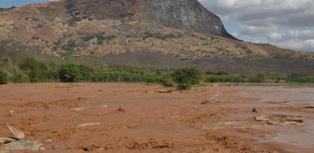 Desastre ambiental em Mariana (MG) completa um ano neste mês de novembro