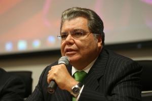 Sarney Filho culpa gestão passada por desmatamento e corte no repasse da Noruega (Foto: Elza Fiuza - 7.jun.2016/Agência Brasil)