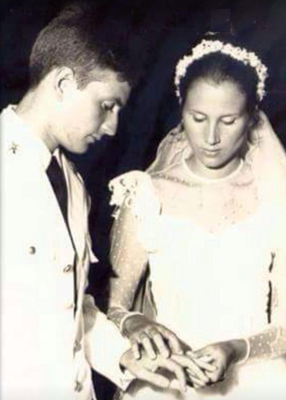 Marcelo Crivella e Sylvia Jane se casaram em 1980