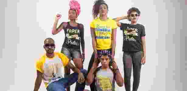 Roupas da loja online Kumasi - Divulgação - Divulgação