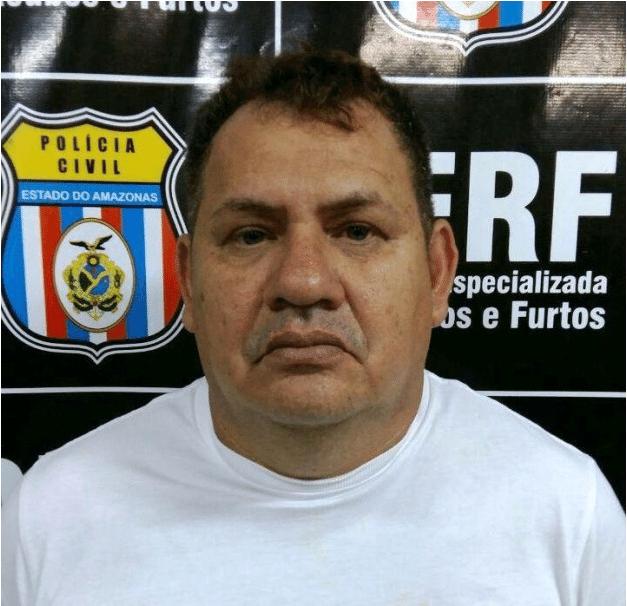 04.jan.2017 -- Em março de 2016, o assaltante e integrante da facção criminosa Família do Norte (FDN) Edilson Barroso Borges, mais conhecido como ?Louro Penarol?, foi assassinado a golpes de estoque (arma branca improvisada) e agressão física nas dependências da Unidade Prisional do Puraquequara (UPP), localizada na Zona Leste de Manaus