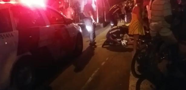 Maria Magnólia Pereira foi atendida e levada para o hospital, mas não resistiu às complicações dos ferimentos
