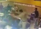 PM investiga policial que agrediu estudante dentro de sala de aula em Maceió - Reprodução